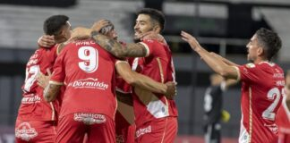 Argentinos pasó a semifinales.